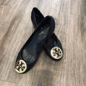 Tory Burch | Amy Pump | Quilted Black